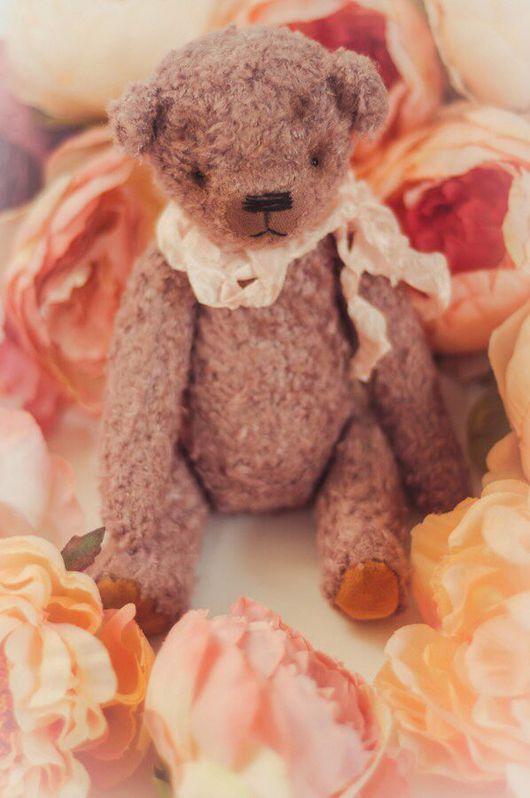 Мишки Тедди ручной работы. Ярмарка Мастеров - ручная работа. Купить Малыш Мартин. Handmade. Тедди мишка, медвежонок