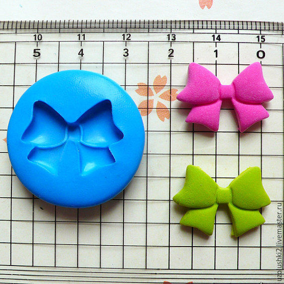 Silicone molds for making flowers Different, Clay, Magnitogorsk,  Фото №1
