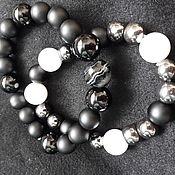 Украшения handmade. Livemaster - original item Bracelet set