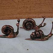Сувениры и подарки ручной работы. Ярмарка Мастеров - ручная работа улитка. Handmade.