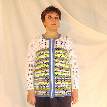 Одежда ручной работы. Ярмарка Мастеров - ручная работа Кофта.. Handmade.