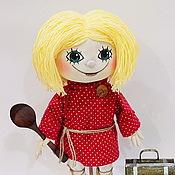 Куклы и игрушки ручной работы. Ярмарка Мастеров - ручная работа Домовёнок Кузя(Продан). Handmade.