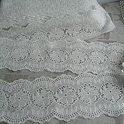 Материалы для творчества handmade. Livemaster - original item X / b lace 10 cm
