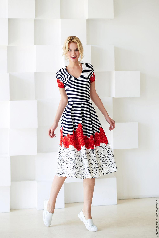 Ярмарка мастеров платья ручной работы