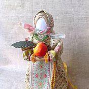 """Куклы и игрушки ручной работы. Ярмарка Мастеров - ручная работа """"Яблочный Спас"""" по мотивам Народной куклы. Handmade."""