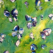 Картины и панно handmade. Livemaster - original item Oil painting Jul. Handmade.