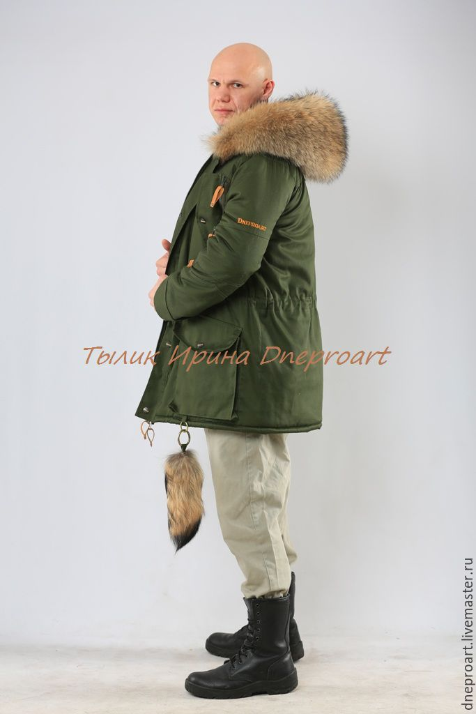 Зимняя одежда мех