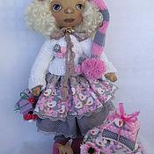 Куклы и игрушки ручной работы. Ярмарка Мастеров - ручная работа Гномочка текстильная. Handmade.