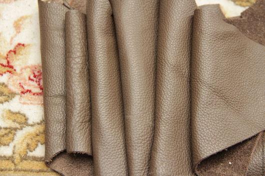Шитье ручной работы. Ярмарка Мастеров - ручная работа. Купить №6.6 Коричневый  1568 грамм.2мм.Натуральная кожа. Handmade.