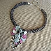 Украшения handmade. Livemaster - original item Necklace Paula. Handmade.