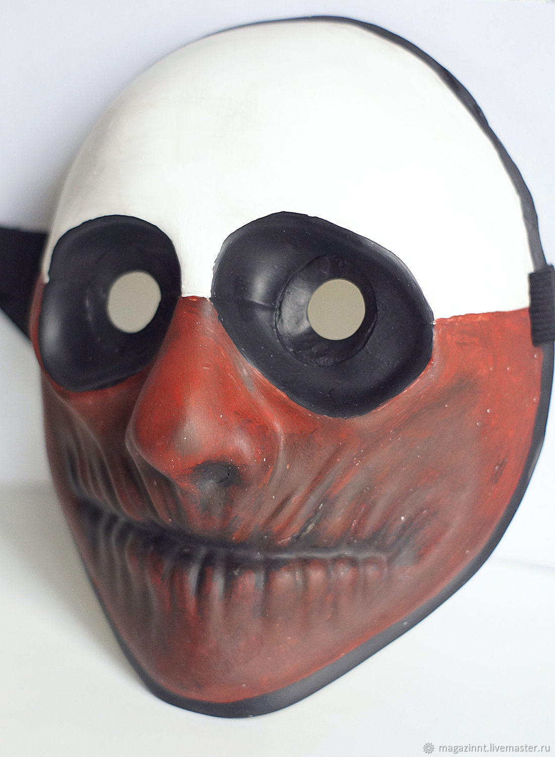 Wolf Payday2 mask Payday mask Wolf Payday 2 Payday the Heist Wolf game, Carnival masks, Moscow,  Фото №1