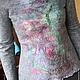 Кофты и свитера ручной работы. Ярмарка Мастеров - ручная работа. Купить Свитер Цветные сны. Handmade. Свитер, свитер женский