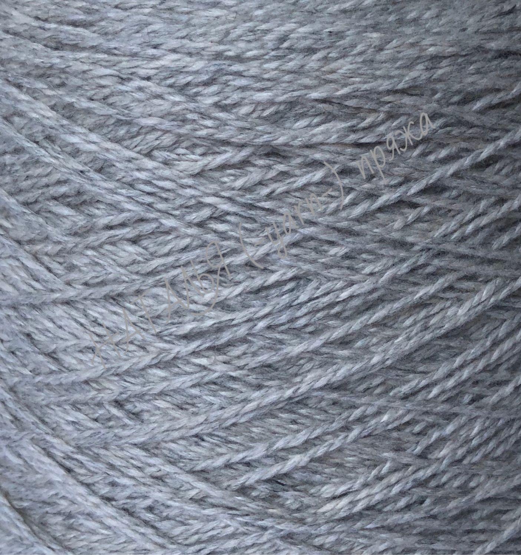 Вязание ручной работы. Ярмарка Мастеров - ручная работа. Купить Пряжа Кашемир Scozia серо-бежевый. Handmade. Серый