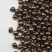 Материалы для творчества handmade. Livemaster - original item Miyuki drop beads 3,4 mm No. №457 Japanese Miyuki beads 8 gr. Handmade.