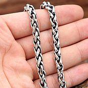 Украшения handmade. Livemaster - original item The chain of silver 925. Handmade.