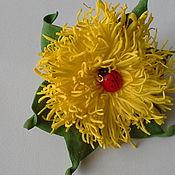 Работы для детей, handmade. Livemaster - original item Dandelion-gum. Handmade.