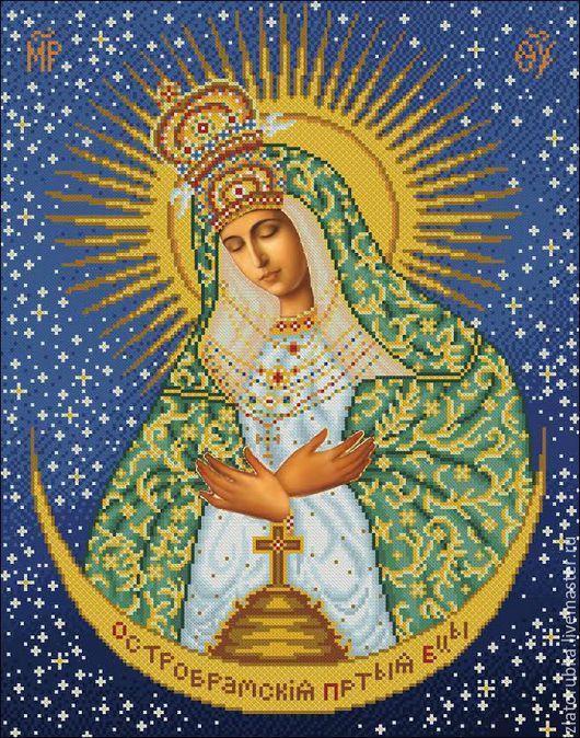 Остробрамская икона Божией Матери.
