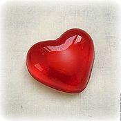 """Косметика ручной работы. Ярмарка Мастеров - ручная работа Мыло """"Сердце алое"""". Handmade."""