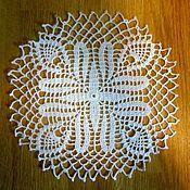 Для дома и интерьера ручной работы. Ярмарка Мастеров - ручная работа Салфетка № 56. Handmade.