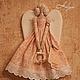 Винтажный Ангел Helga