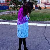 Одежда ручной работы. Ярмарка Мастеров - ручная работа Кардиган или пальто . Кардиган вязаный купить. Handmade.