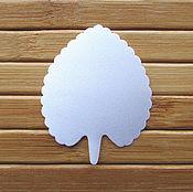 Материалы для творчества handmade. Livemaster - original item violet leaves, cutting 10 pcs. Handmade.