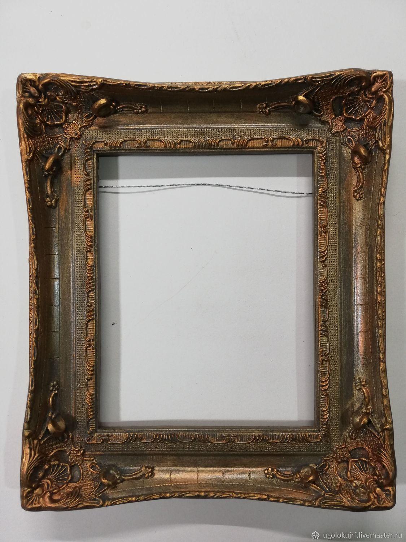Винтажная рамка для Икон или картины  ВН 25х20см, габариты 36х31см, Иконы, Малоярославец,  Фото №1