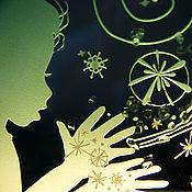 Для дома и интерьера ручной работы. Ярмарка Мастеров - ручная работа Маленькая волшебница. Handmade.