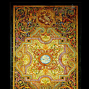 Для дома и интерьера handmade. Livemaster - original item Painted on tile, mural