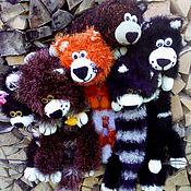 Куклы и игрушки ручной работы. Ярмарка Мастеров - ручная работа Теплые коты Натальи Гузенко. Handmade.