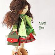 Куклы и игрушки ручной работы. Ярмарка Мастеров - ручная работа Кукла текстильная. Стрелец.Знаки зодиака.Сагитта Риус. Handmade.