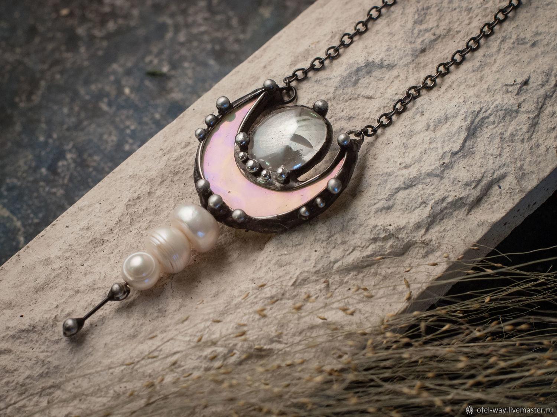 Pendant - 3 pearls, Pendants, St. Petersburg,  Фото №1