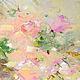 Картины цветов ручной работы. Ощущение легкости. ЖИВОПИСЬ ПОЗИТИВ (paintingjoy). Ярмарка Мастеров. Подарок подруге, цветы, недорогой подарок