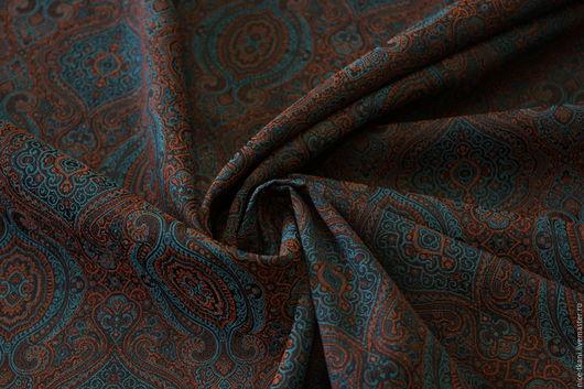 Шитье ручной работы. Ярмарка Мастеров - ручная работа. Купить 18901 Тонкая костюмная ткань. Handmade. Комбинированный, итальянский стиль