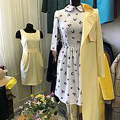 Одежда ручной работы. Ярмарка Мастеров - ручная работа Платье birds. Handmade.
