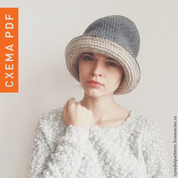 Купить Схема Шляпа Шампиньон