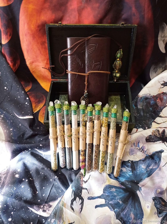 The box of the Green Witch, Ritual attributes, Krasnodar,  Фото №1