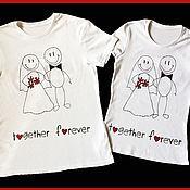 Свадебный салон ручной работы. Ярмарка Мастеров - ручная работа Together forever 2. Handmade.
