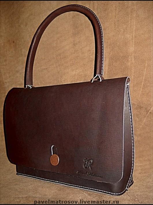 Женские сумки ручной работы. Ярмарка Мастеров - ручная работа. Купить сумка GS-0008. Handmade. Кожа, handmade, кожа