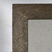Зеркала ручной работы. Ярмарка Мастеров - ручная работа Зеркало напольное `Viking`. Handmade.