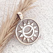 Русский стиль handmade. Livemaster - original item Lada Slavic charm amulet made of metal. Handmade.