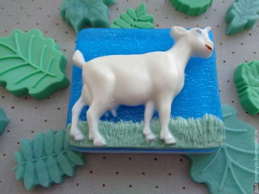 Мыло ручной работы. Ярмарка Мастеров - ручная работа. Купить Мыло ручной работы с козьим молоком. Подарок для всех.. Handmade.