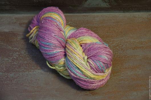 Вязание ручной работы. Ярмарка Мастеров - ручная работа. Купить Пряжа Nympheas / Кувшинки. Handmade. Комбинированный, пряжа, knitting