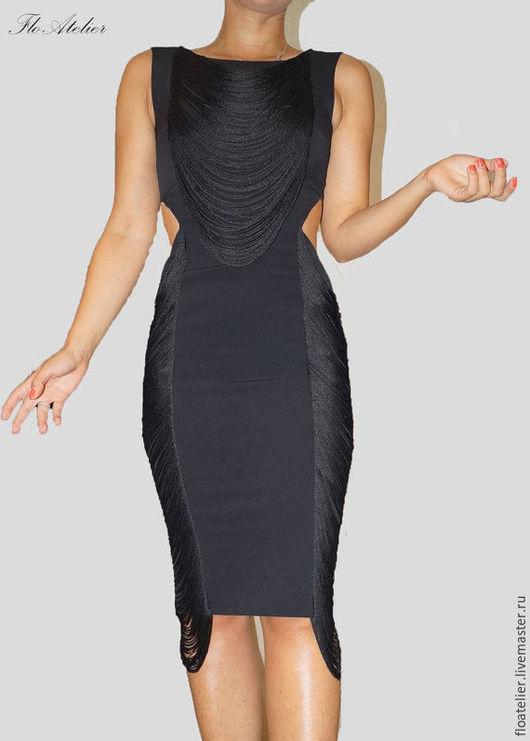 Платья ручной работы. Ярмарка Мастеров - ручная работа. Купить Стильное вечернее платье/Коктельное платье/F1202. Handmade. Платье, Платье нарядное