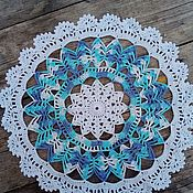 Для дома и интерьера handmade. Livemaster - original item A napkin tracery. Handmade.
