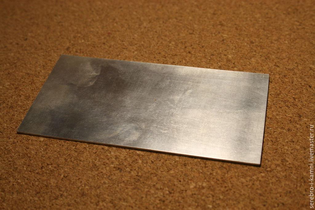 33da3445b988 ... серебряная пластина или медали (серебро 925). Для украшений ручной  работы. Ярмарка Мастеров - ручная работа. Купить прокат металла, серебряная  ...