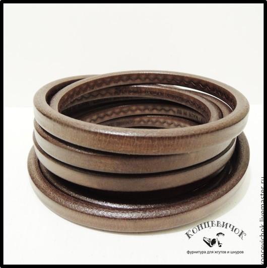 Для украшений ручной работы. Ярмарка Мастеров - ручная работа. Купить Испания регализ 10х7 мм цвет коричневый. Handmade.