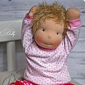 Куклы и игрушки ручной работы. Ярмарка Мастеров - ручная работа Мама, это я! (52 см) Кукла вальдорфская младенец. Handmade.