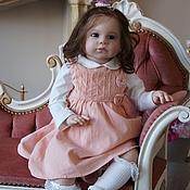 Куклы и игрушки ручной работы. Ярмарка Мастеров - ручная работа Кукла реборн Габриэлла. Handmade.