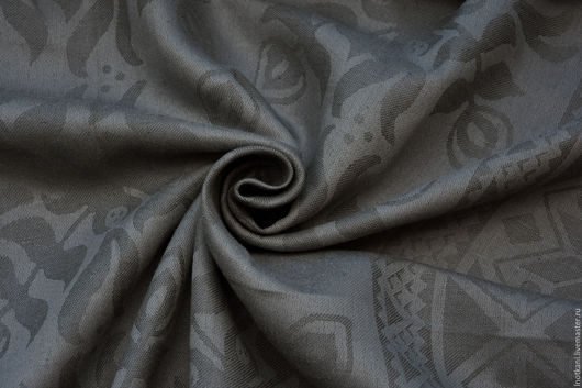 Шитье ручной работы. Ярмарка Мастеров - ручная работа. Купить Ткань льняная жаккардовая арт.1478/1039. Handmade. Лен пестротканый